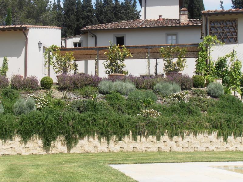 Giardinieri progettazione manutenzione giardini for Progettazione giardini siena