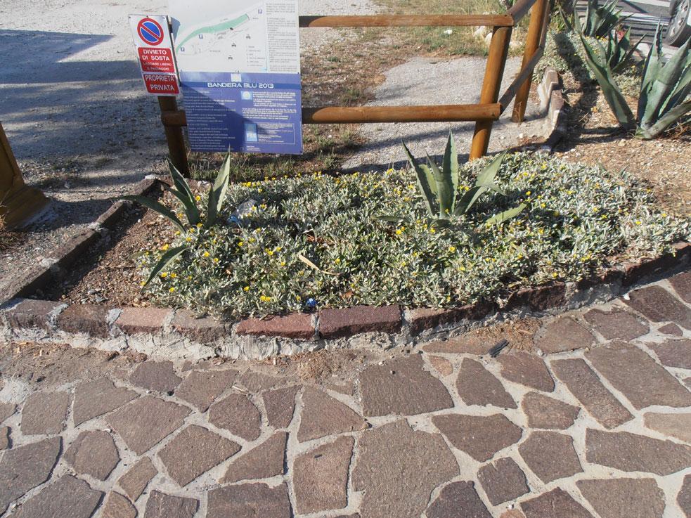 Progettazione e realizzazione pavimenti per giardini in for Arredo giardino toscana